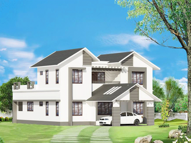 50 Kerala Nalukettu Houses Traditional Indian House Plans